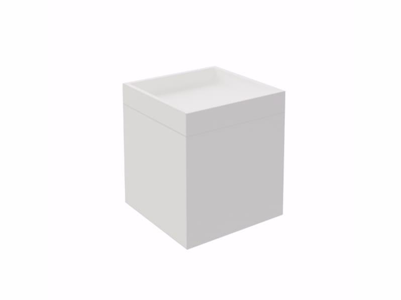 boxy | portaspazzolino collezione boxy by kartell design ... - Cosmic Arredo Bagno