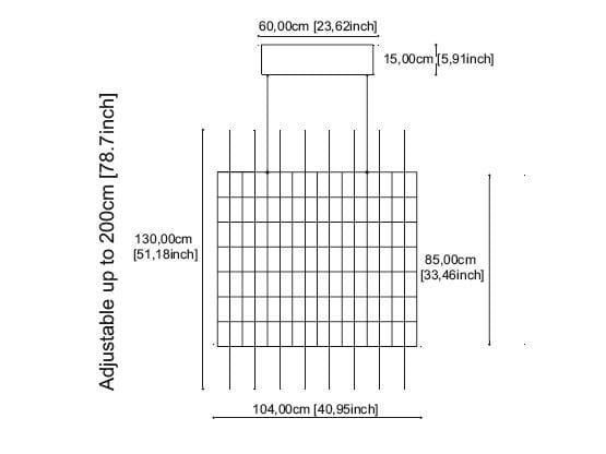 Dimensions universe square 100