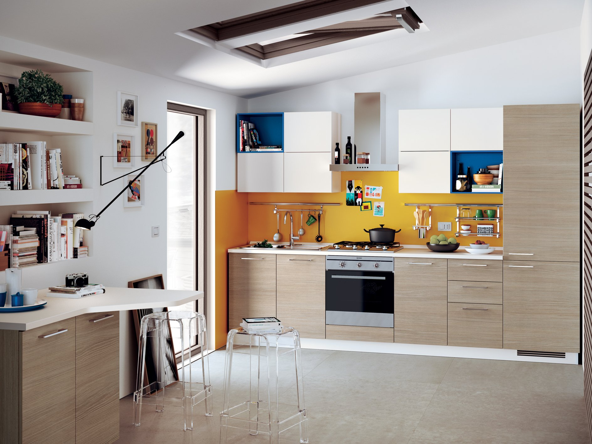 Cucine in materiale sintetico | Archiproducts