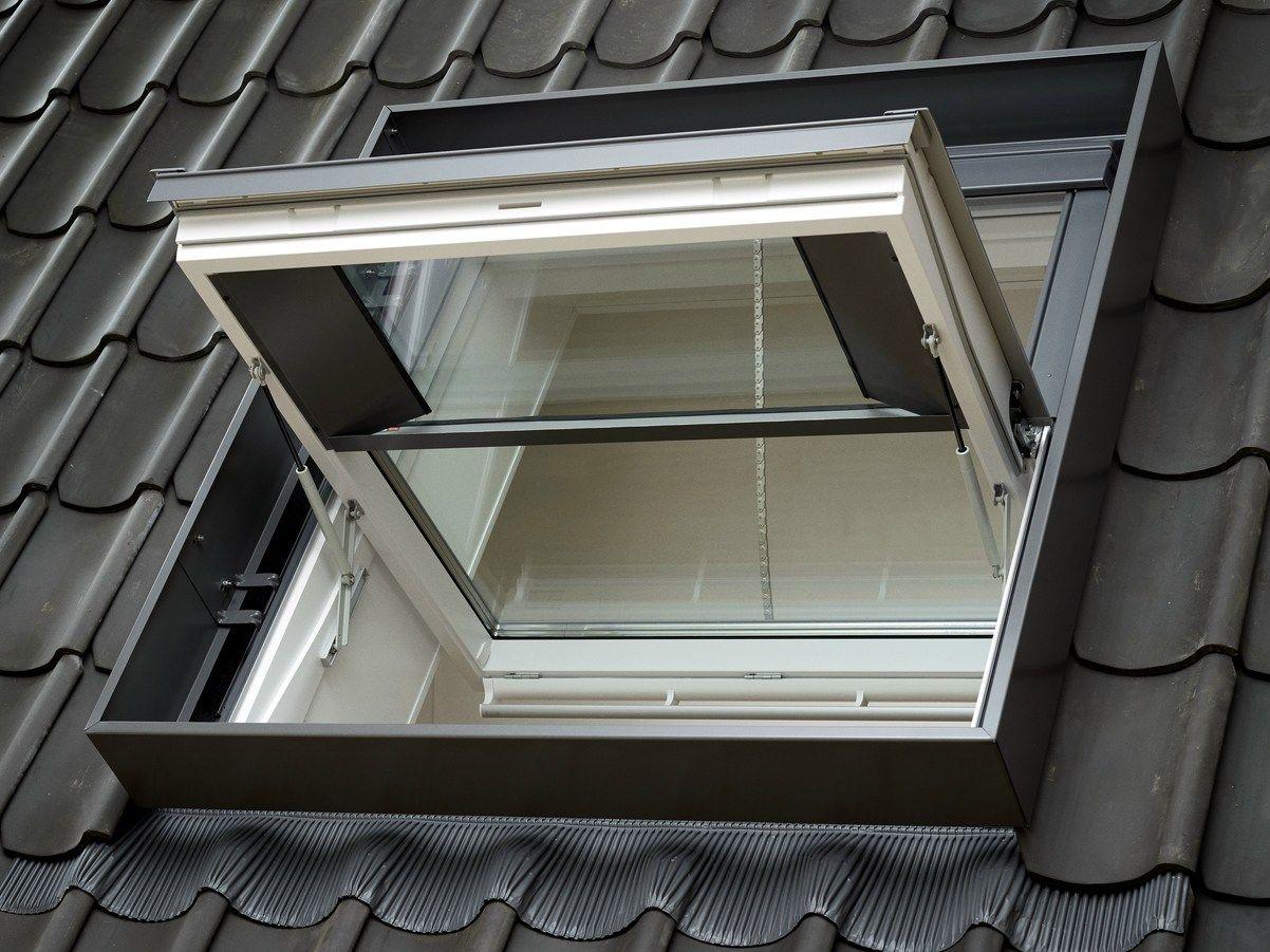 Efc a ventilazione naturale velux ggl ggu sd00403 by velux for Libreria velux