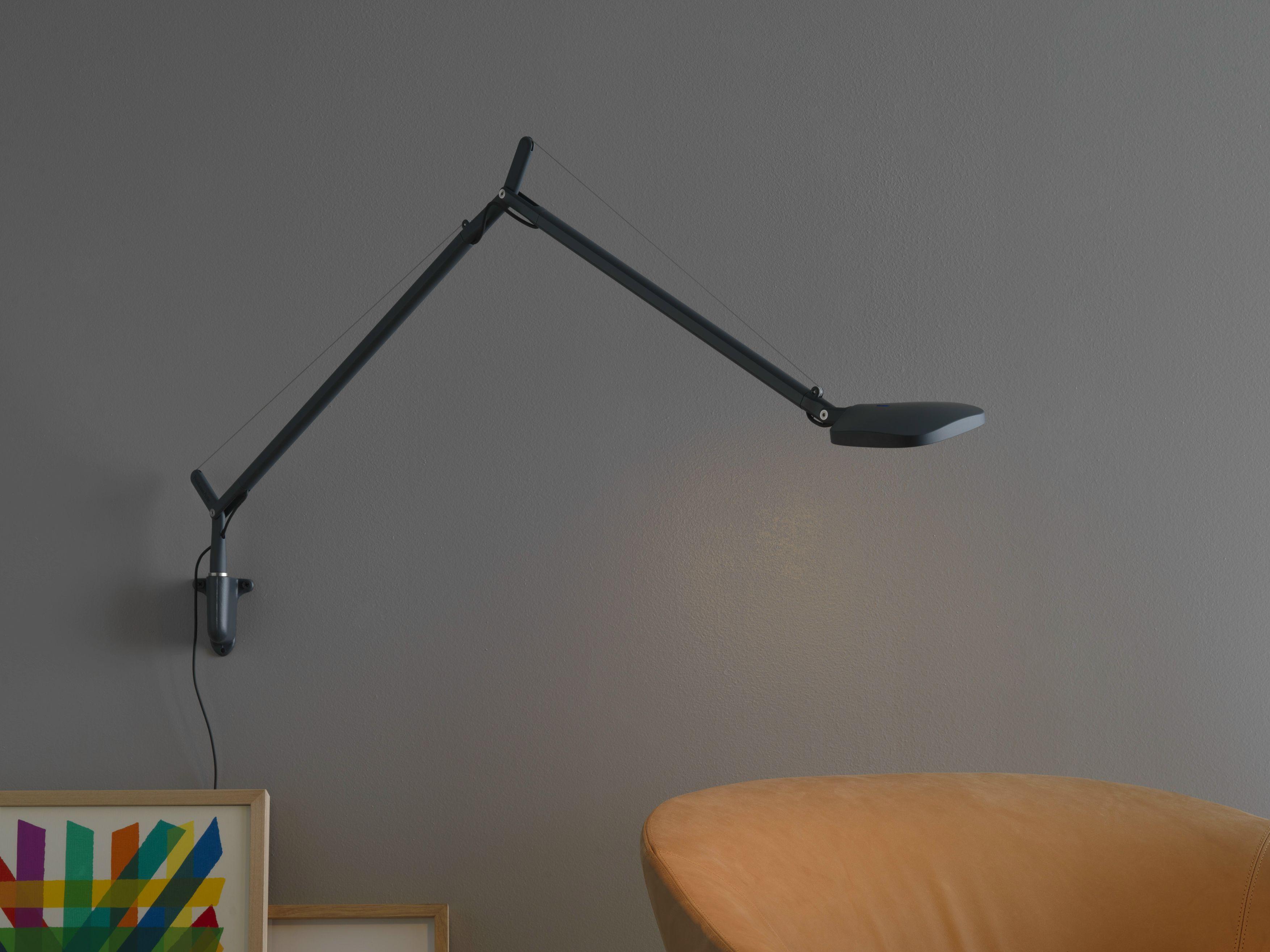 SIPTEL | Floor lamp By FontanaArte design Giulio Iacchetti