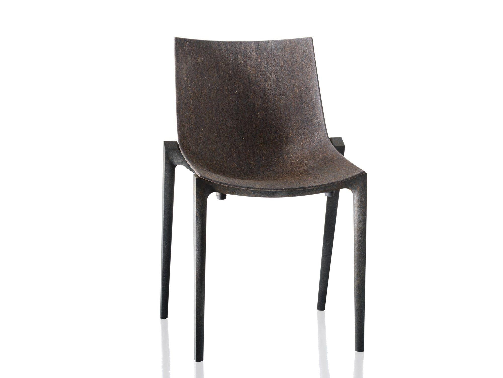 Polypropylene chair ZARTAN ECO By Magis design Philippe Starck