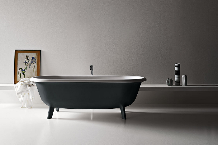 Agape Bathtubs. Aesthetics and Wellbeing