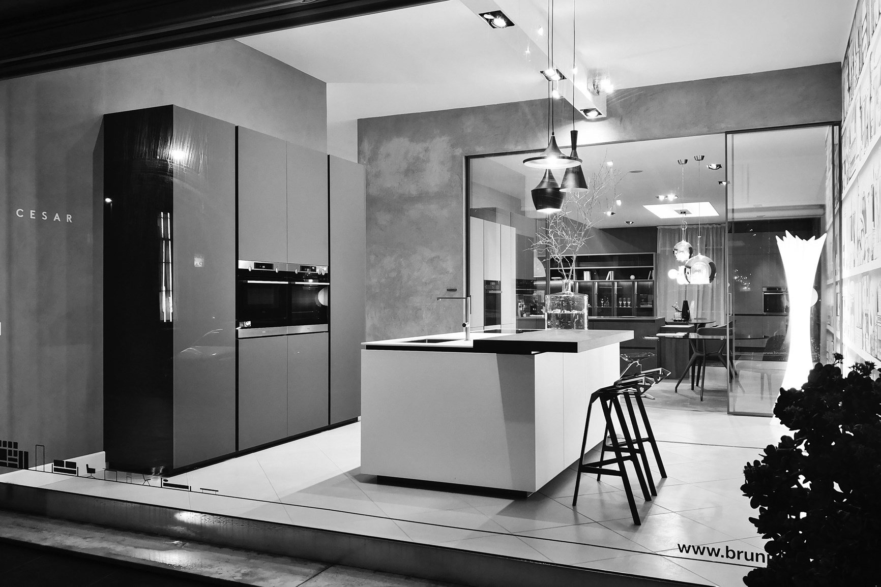 BRUNI DESIGN ARREDI Showroom