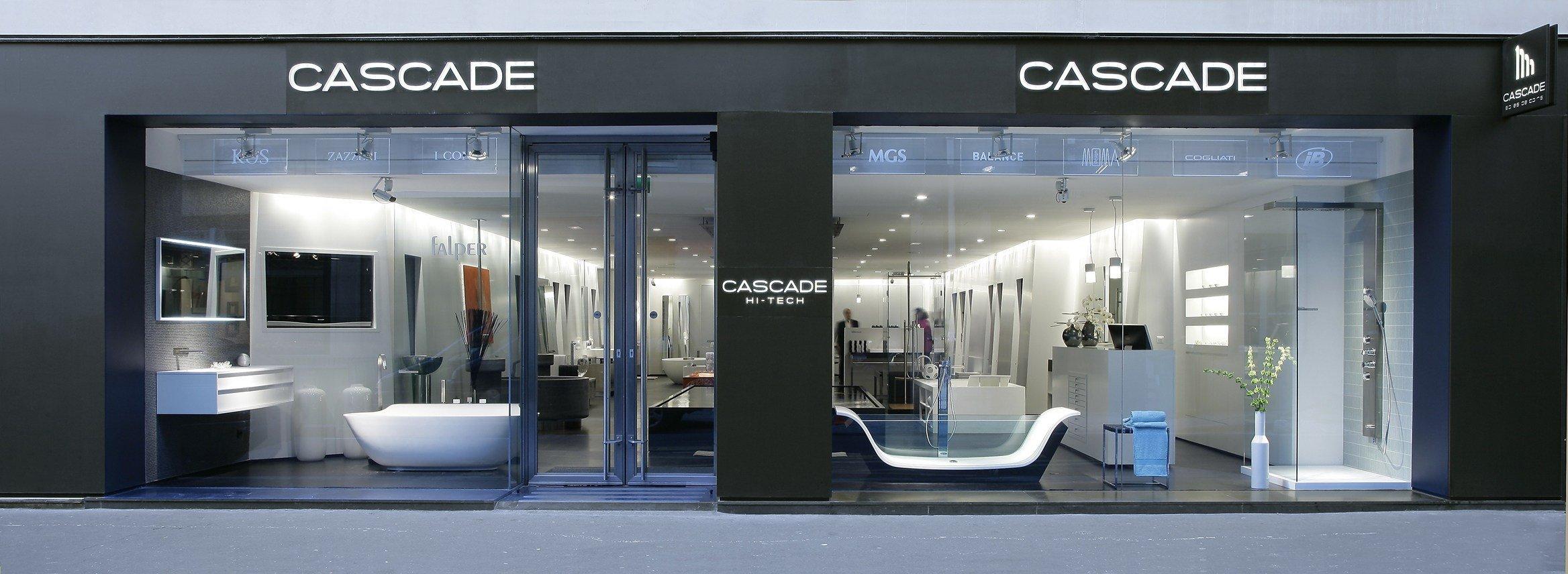 CASCADE Hi Tech Showroom