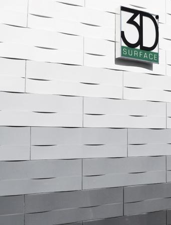 3d surface pannelli decorativi edilportale for Rivestimenti decorativi pareti