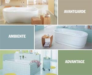 Vasca Da Bagno Kaldewei Dimensioni : Kaldewei italia sanitari e lavabi vasche da bagno edilportale
