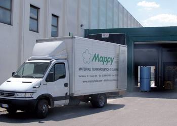 Mappy italia produttore cesate mi