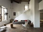 Un loft in una villa storica di Pesaro