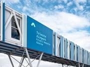 Nel nuovo hub aeroportuale di Trieste si 'vola sempre più in alto'