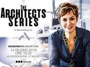 "SpazioFMG per L'architettura presenta ""The Architects Series"""