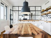 Appartamento SD: un restyling ibrido