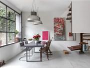 Casa Cialdini: da ex-carrozzeria a moderno appartamento a Milano
