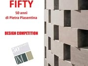FIFTY 50 anni di Pietra Piasentina