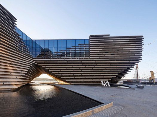 Tutto pronto per l'apertura del V&A Dundee - image h_65870_01 on http://www.designedoo.it