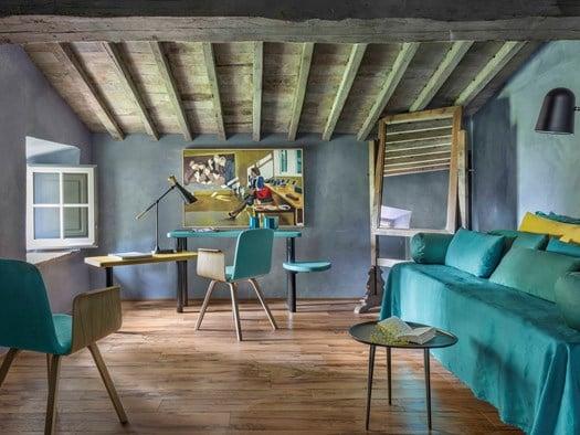 L'hotel sulle colline toscane che è diventato un paradiso per gli amanti dell'arte - image h_72226_01 on http://www.designedoo.it
