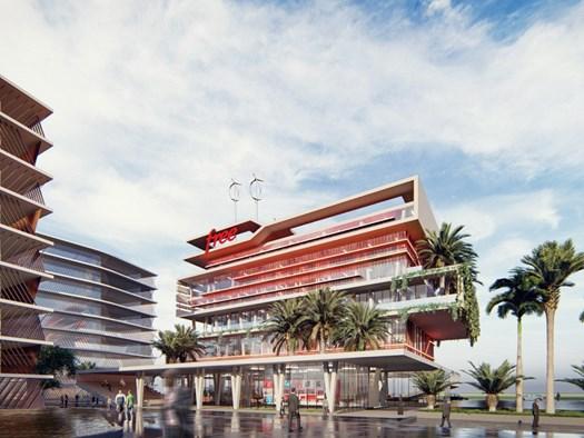 Progetto CMR: un'oasi verde a Dakar per i nuovi uffici Free Mail - image h_78325_01 on http://www.designedoo.it