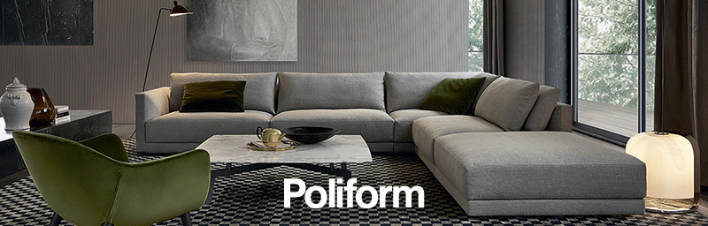 Poliform bristol modular sofa design j m massaud for Poltrone e sofa pescara