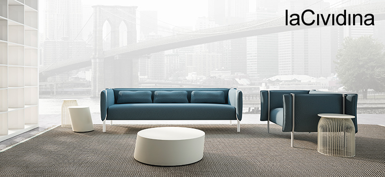 Pinch, divani e poltrone dalle forme innovative