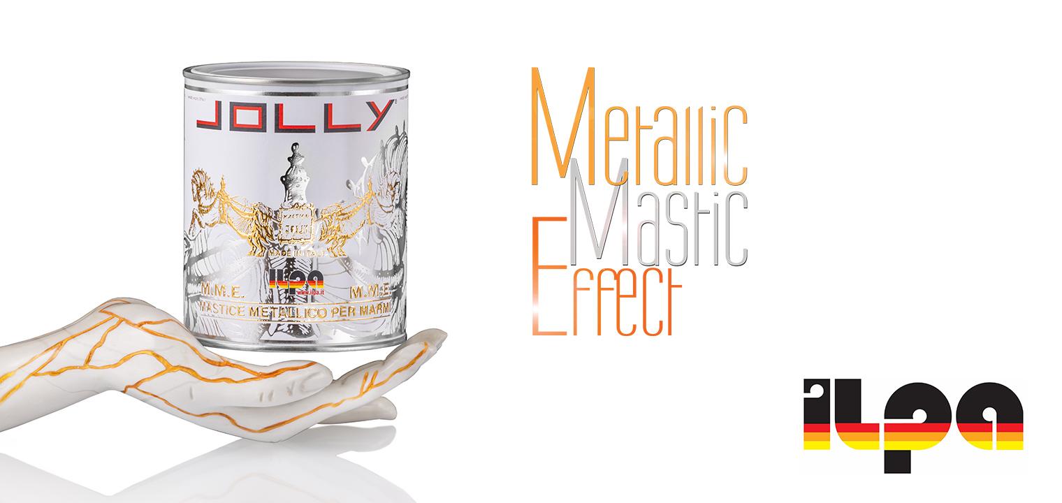 Il Mastice Del Vetraio.Mastice Metallico Per Marmi Con Effetto 3d Ilpa Adesivi