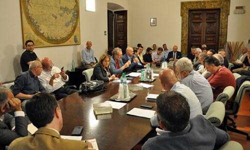 Umbria, entro settembre la legge per la ricostruzione post-sisma 2016