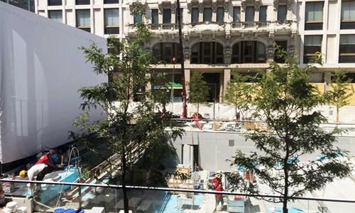 Milano. L'attesissimo Apple Store è quasi pronto