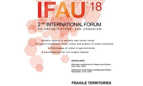 IFAU 2018. Territori fragili nelle città in transizione