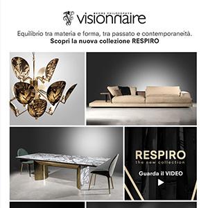 Arredi con lavorazioni artigianali Visionnaire: luxury lifestyle