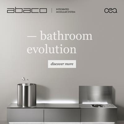 L'evoluzione del bagno Ceadesign