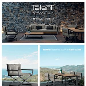 Talenti outdoor living