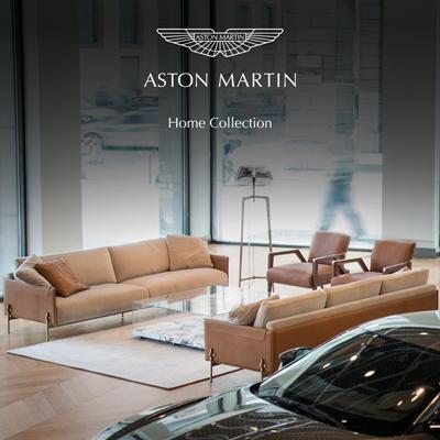 Collezione casa Aston Martin by Formitalia
