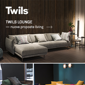Twils Lounge: nuove proposte living