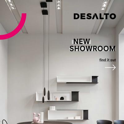Scopri il nuovo showroom Desalto