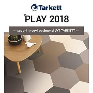 Pavimenti Tarkett 2018: creatività e soluzioni per la ristrutturazione