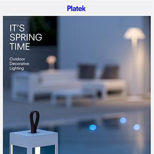 Platek: illuminare l'estate con semplici gesti