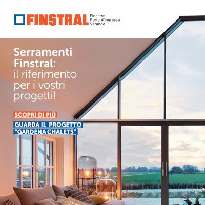 Serramenti Finstral: ordina la copia gratuita del nuovo catalogo
