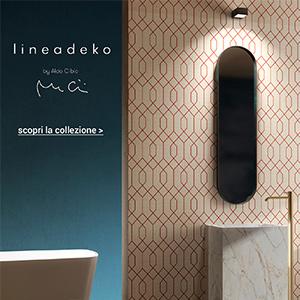 Superfici tridimensionali by Inkiostro Bianco: collezione lineadeko