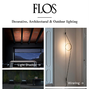 Flos lighting, discover the latest trends