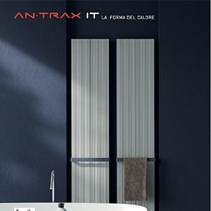 Loft, il radiatore a risparmio energetico di Antrax IT