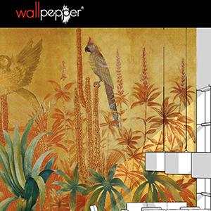 WallPepper Acoustic: Nuove carte da parati fonoassorbenti