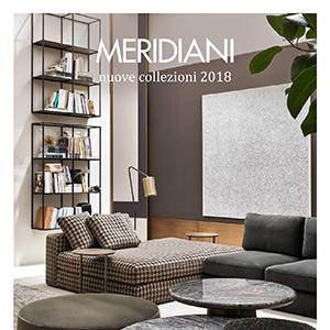 Nuove collezioni Meridiani 2018