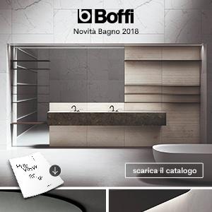 Boffi novità bagno 2018: scarica il catalogo