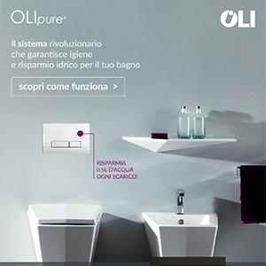 Sistema igienizzante e detergente OLIPURE