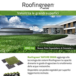 Roofingreen riqualifica più di 2.000 mq - Catalogo e Case History