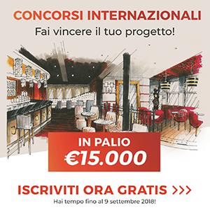 Invia il tuo progetto Spazio Pizza e Pane e vinci fino a 15.000€