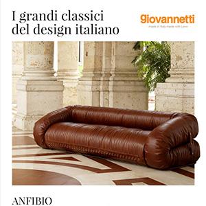 Giovannetti: i grandi classici del design italiano