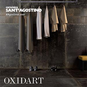 Ceramica Sant'Agostino presenta Oxidart