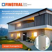 Finstral, villa monofamiliare a più piani nell'alta Val Venosta
