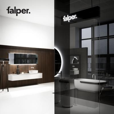 Falper Store e Studio: il nuovo retail concept