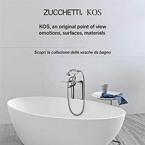 Vasche da bagno Zucchetti. Kos